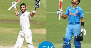 List of International Hundreds scored by Virat Kohli