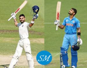 List of International Hundreds scored by Virat Kohli