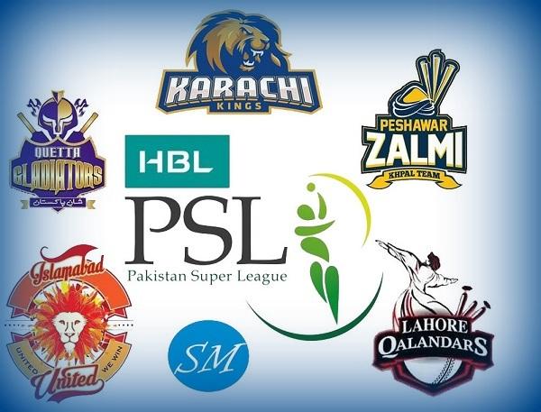 Pakistan Super League teams squads