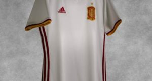 Spain's 2018 FIFA World Cup Qualifier Away Kit Released