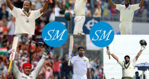 Test Cricket Triple Centuries List