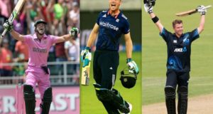 Top 10 Fastest Hundreds in ODI Cricket
