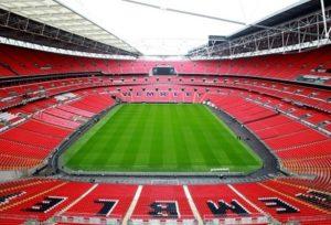 Wembley Stadium, England