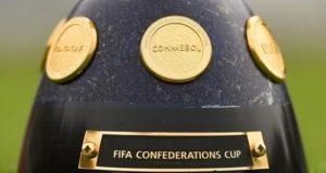 FIFA Confederations Cup 2017 Schedule