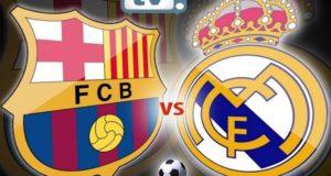 Real Madrid vs Barcelona TV Channels List 23 April 2017