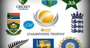 ICC Champions Trophy 2017 Teams