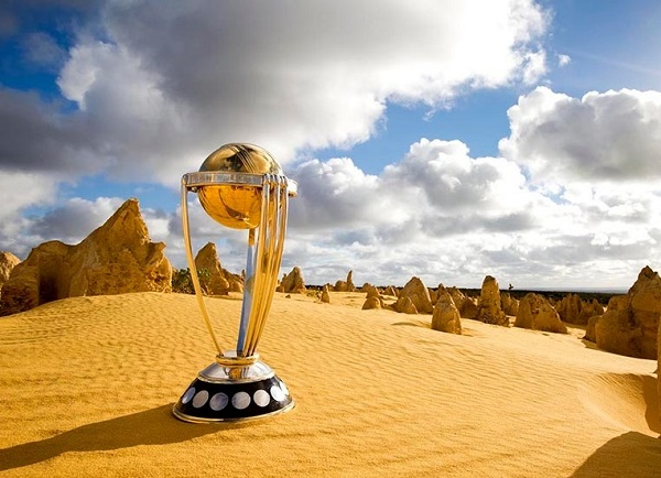 ICC cricket world cup schedule