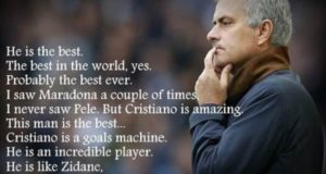 Top Quotes on Cristiano Ronaldo