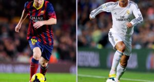 Lionel Messi vs Cristiano Ronaldo : Statistical Comparison 2016