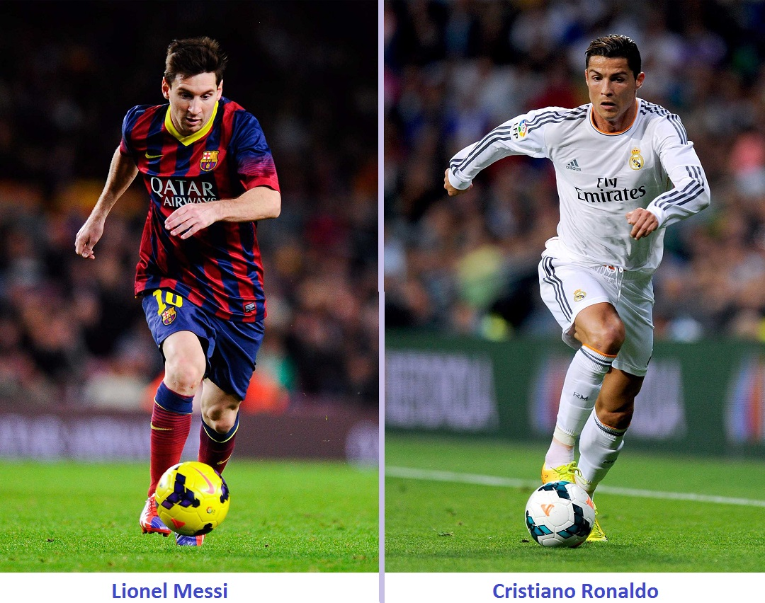 the influence of lionel messi and cristiano ronaldo on young athletes Because of the enduring nature of athletic greatness, it's often  off so subtlety  before the inexorable effects of age eat away at the physical skills  lionel messi  and cristiano ronaldo find their final forms  damon young.