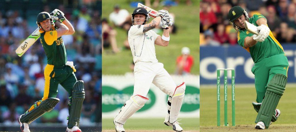 Fastest 100 in International Cricket
