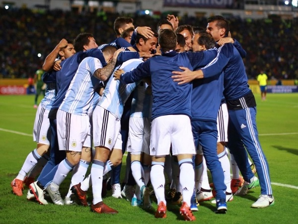Argentina Qualified In World Cup 2018