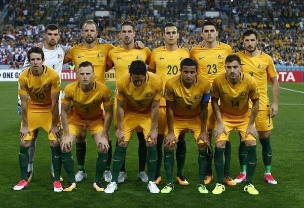 Australia football team qualify for FIFA world cup 2018