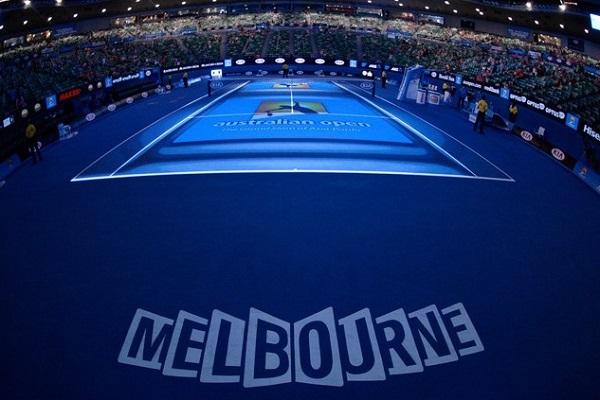 Australian Open Singles Semi-Finals