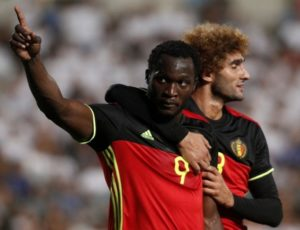 Belgium qualify for 2018 FIFA World Cup