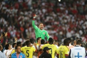 Colombia qualify for FIFA world cup 2018