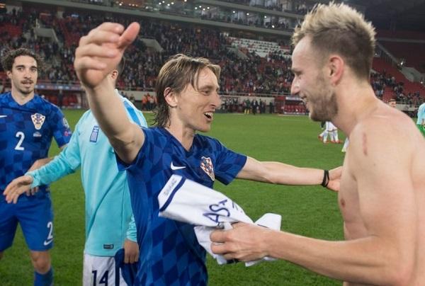 Croatia enter in FIFA world cup 2018