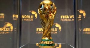 When does 2018 FIFA World Cup Final to take place?