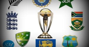 Cricket World Cup Teams 2019