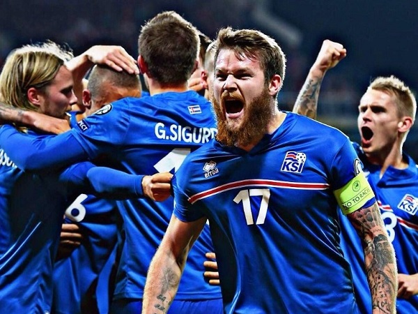Iceland qualify for FIFA world cup 2018