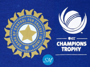 Indian team for ICC Champions trophy