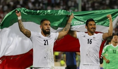 Iran qualify for FIFA world cup 2018 Russia