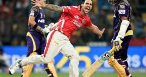 KKR interested to buy Johnson in 2017 IPL auction