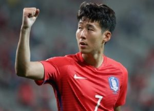 Korea Republic qualify for 2018 world cup