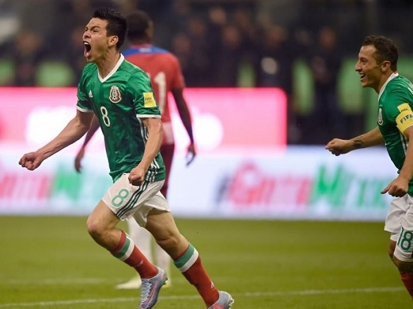 Mexico qualify for 2018 FIFA world cup