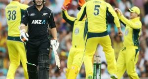 New Zealand vs Australia 1st ODI Live Streaming 2017