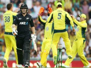 New Zealand vs Australia ODI Live Streaming