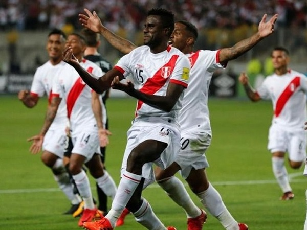 Peru Qualify for 2018 football world cup