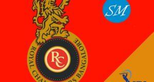 Royal Challengers Bangalore 2018 Squad