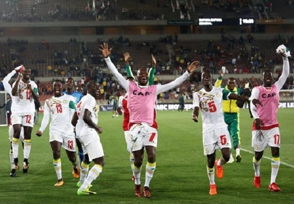 Senegal qualified for 2018 FIFA world cup