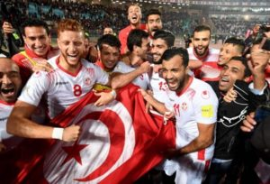 Tunisia qualify for 2018 football world cup