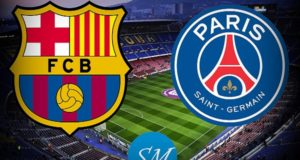 Barcelona vs PSG Head to Head