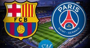 Barcelona vs PSG Head to Head