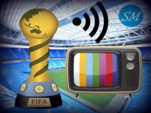 FIFA Confederations Cup Broadcasters, TV Channels listing.