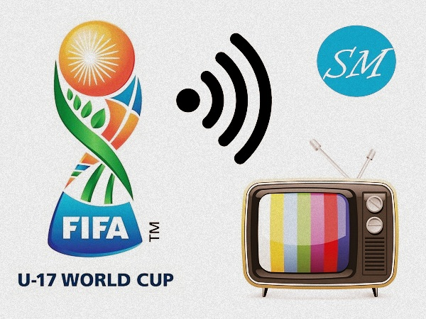FIFA U17 World Cup Broadcasters, TV Channels Listing.
