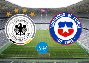 Germany vs Chile Head to Head.