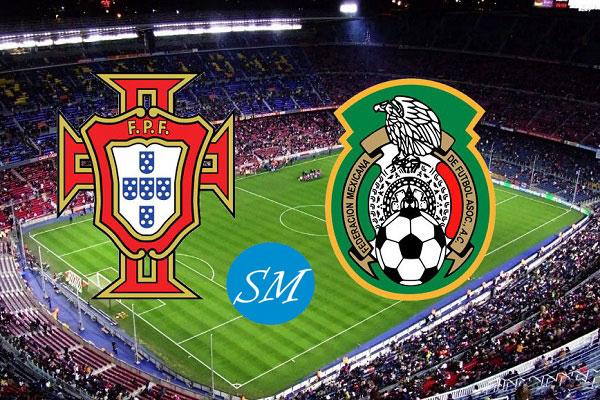 Portugal vs Mexico Head to Head
