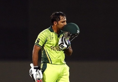 Sarfraz Ahmed to captain Pakistan in ODIs