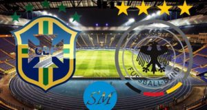 Brazil vs Germany Head to Head