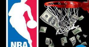 Highest paid NBA Basketball Players