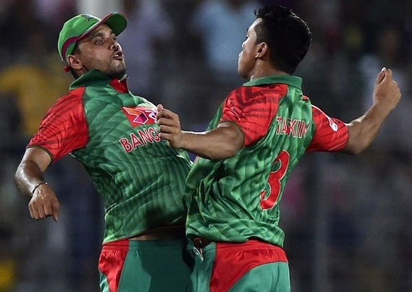 Bangladesh squad named for ICC champions trophy 2017