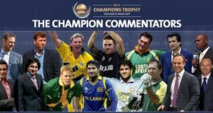 ICC reveals Commentators list for Champions Trophy 2017