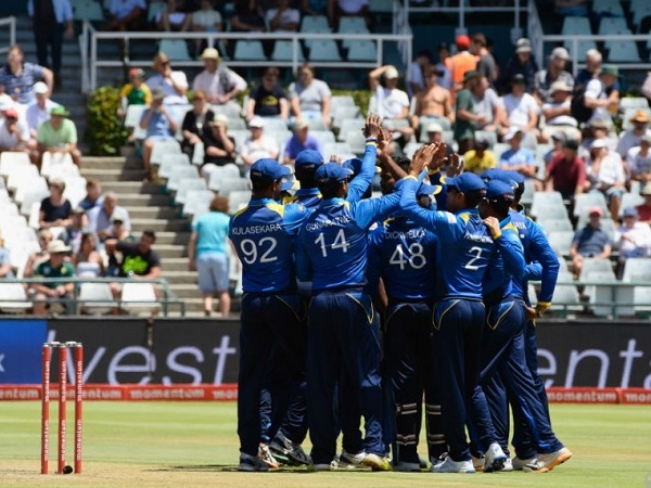 Sri Lanka Squad for ICC champions trophy.