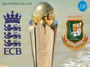 England vs Bangladesh 1st match 2017 ICC Champions Trophy