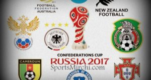 All 8 Teams Squad for FIFA Confederations Cup 2017