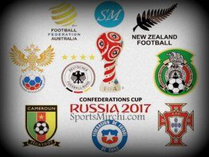 FIFA Confederations Cup 2017 All Matches Win Prediction.
